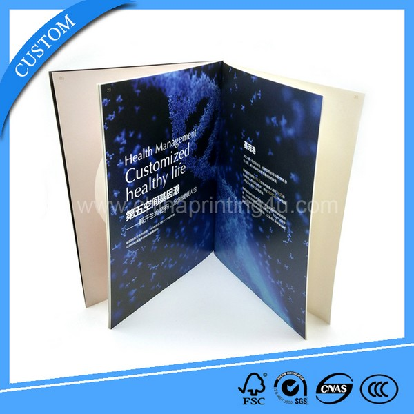 Mini Booklet/ Catalog Printing